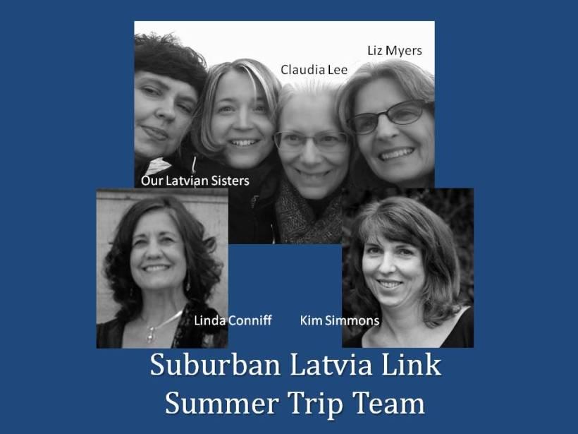 Linda Conniff; Claudia Lee; Liz Myers; Kim Simmons