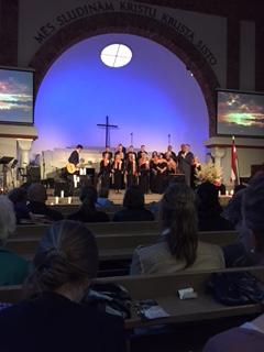 Matthews Choir