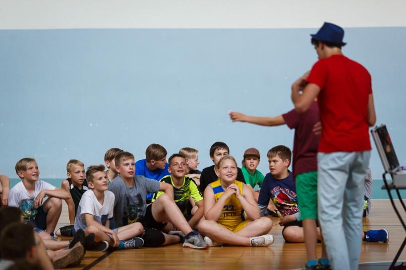 Riga Volleyball Camp - Matthews Church - Suburban Christian Church