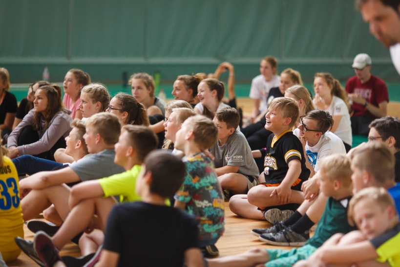 Riga Volleyball Camp - Matthews Church - Suburban Christian Church